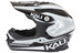 Kali Naka Helm grey/black